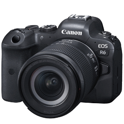EOS R6 RF24-105 IS STM レンズキット