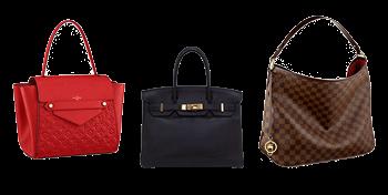 ブランドバッグ、財布・小物類