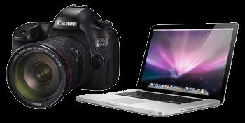 カメラやパソコンなどの電化製品