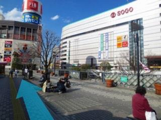 JR川口駅東口