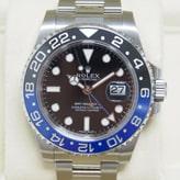 ロレックス GMTマスターII 116710BLNRの画像.